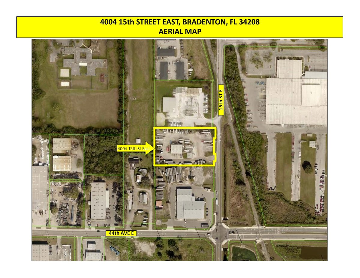 HM Zoning! 5,364 SF Office/Warehouse on 2.38 AC