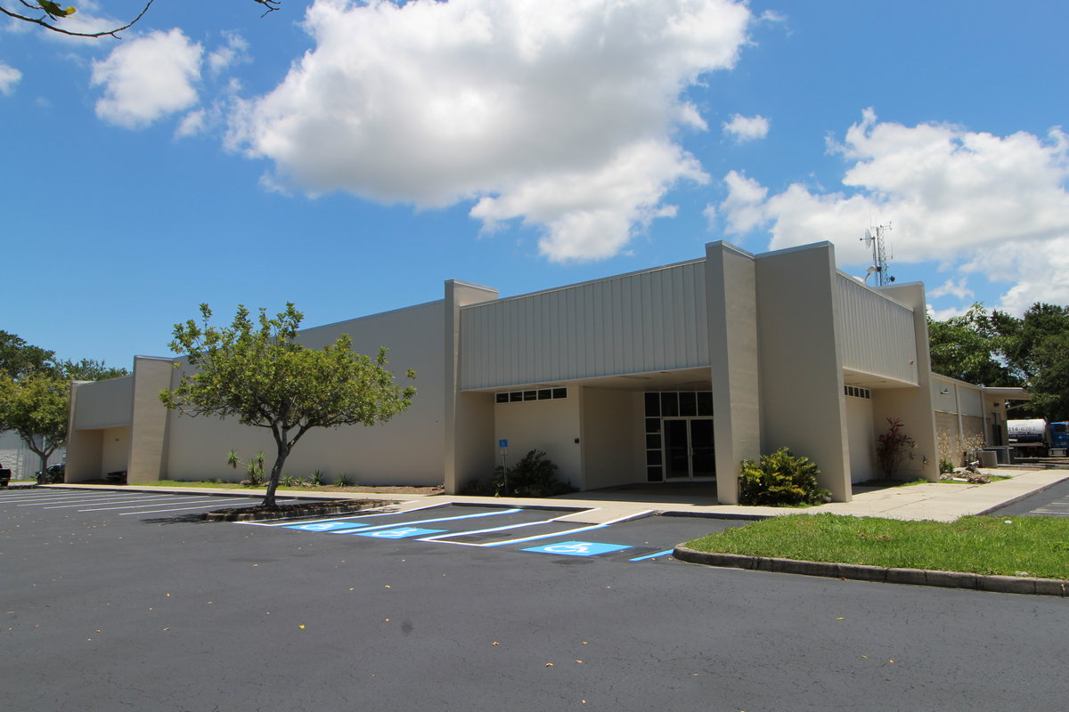 19,675+/-SF Industrial Facility with A/C Warehouse & 3 Phase