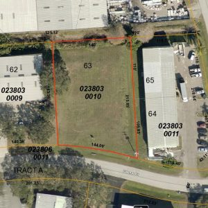 I-75/Fruitville Rd. Area Vacant Industrial Lot for Sale!