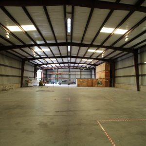 4,875 SF Industrial Warehouse