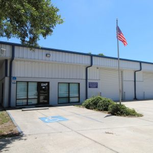 4,500 SF Free-Standing Office/Whse with Fenced Storage/Parking 2240 Industrial Blvd, Sarasota, FL 34234
